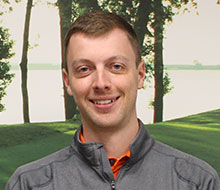 Joe Keenan, PGA, Woodland and Diamond Ridge