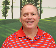 Tim Butler, PGA, Woodlands and Diamond Ridge