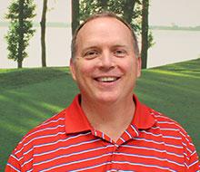 Tim Butler, PGA, Woodlands and Diamond Ridge